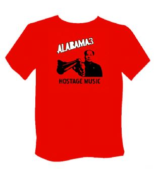 HOSTAGE MUSIC REGULAR T-SHIRT